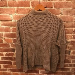 Loft Knitted Turtleneck Sweater